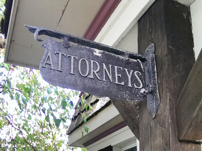 Office Sign attorneys in Fremont Michigan - Questions for our Lawyers